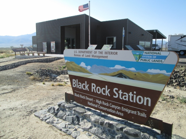 BLM Black Rock Station Visitor Contact Center - Friends of