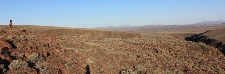 views of high desert