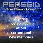 perseid, campout, meteor, shower