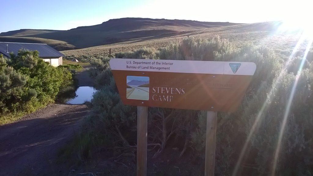 steven's camp
