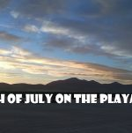 4th of july on the playa