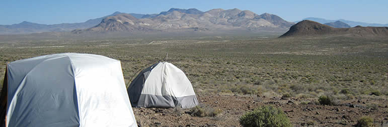 Camping in the NCA