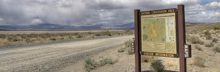 NCA and Wilderness Areas